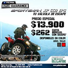 Sportsman 550 EPS
